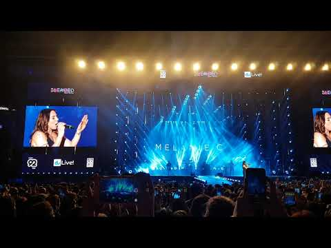 Mel C Live in Dubai 2018 - Never be the same again