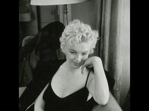 Marilyn Monroe - Footage With 1960 Interview, Ralph Roberts Masseur And Policeman Jack Clements