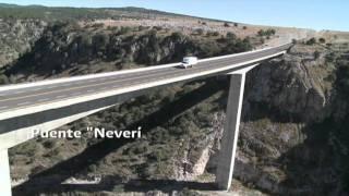 Reportaje de la Autopista Durango - Maza...