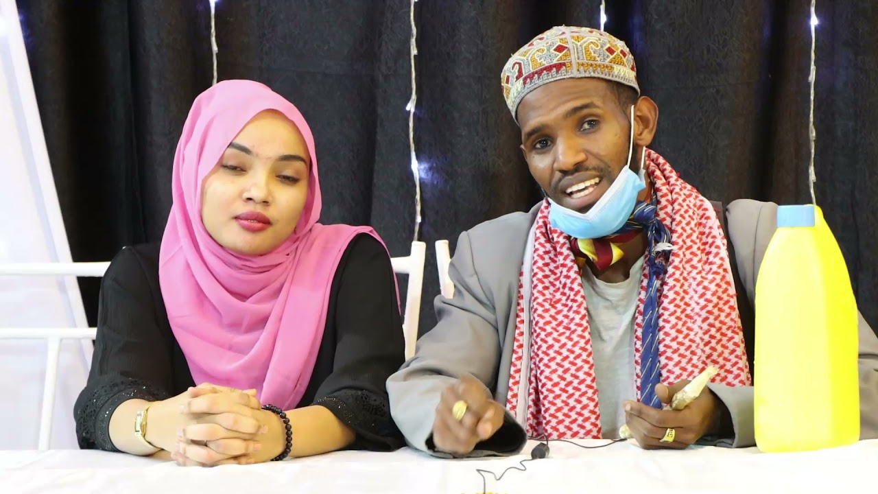 Download Sakina Vybz Apologizing with Bahali yake  to the people and the Leaders Of Mandera county