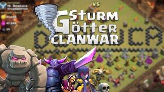 ★ Th10 MAX AGS & MEGA CK BASE FAIL ★ Clash of Clans : CLANWAR bei Sturmgötter!