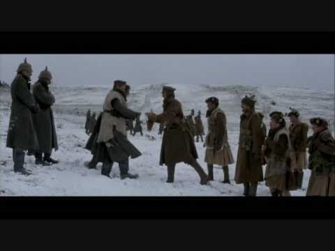 Wwi Christmas Truce.The Christmas Truce 1914 From Oh What A Lovely War