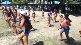 Apretaito Al PickUp - Mr Black - Escuela de Baile SONDANZA (Cartagena de Indias)