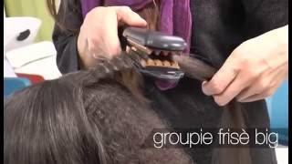 Утюги гофре для волос
