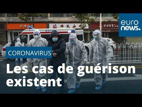 Coronavirus: 135 cas de guérison répertoriés en Chine
