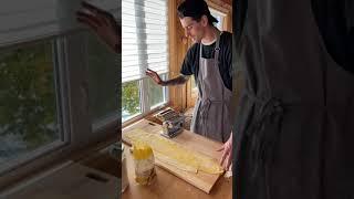 PÂTES AUX OEUFS (2 de 2) -  Le garde manger d'Hélène (40)