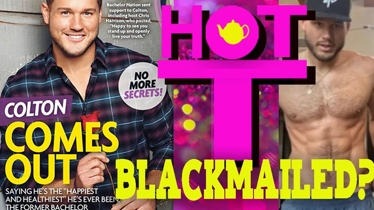 HOT T: The Gay Bachelor's Controversial Coming Out