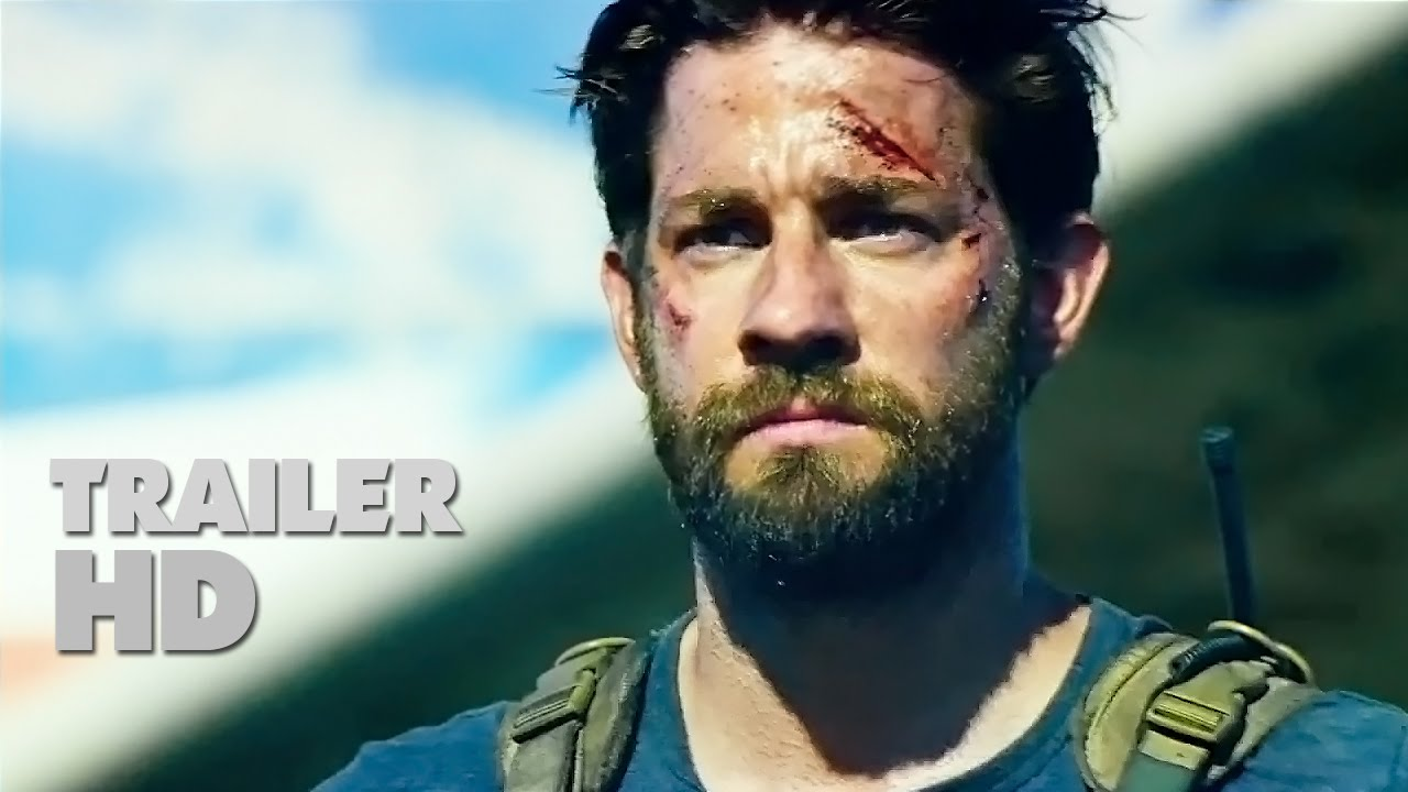 13 Hours The Secret Soldiers of Benghazi Official Red Band Film Trailer 2016 - Michael Bay Movie HD