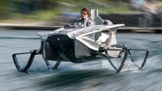 Download 8 Unique Watercraft's Will Change The Way People Travel | Coolest Means Of Transport On Water Mp3 and Videos