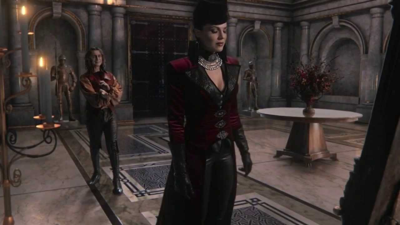 OUAT 220 Regina Long Live The Evil Queen YouTube