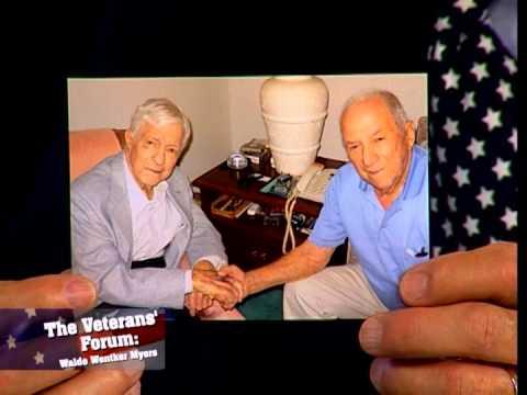 The Veterans Forum - Waldo Myers