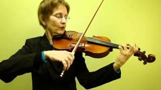 Violin Class 7: Oh! Susanna