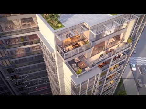 Architectural Animation Showreel 2014 - Frontop