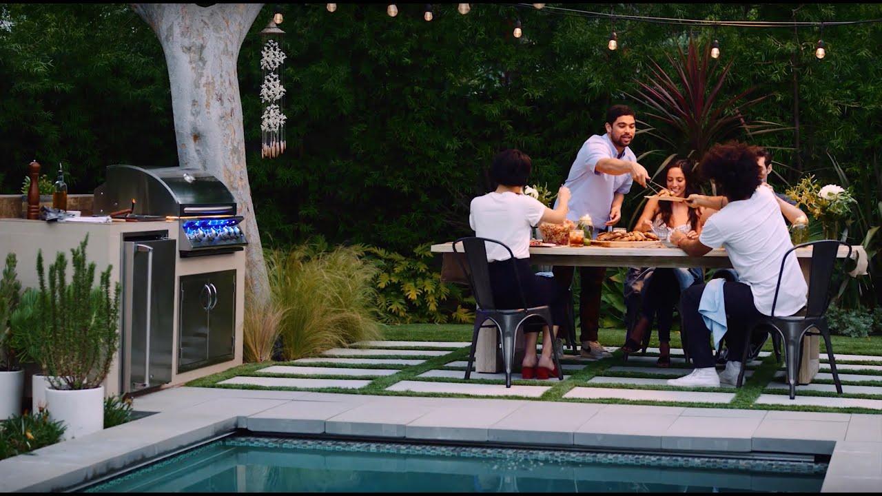 Summerset Grills Outdoor Kitchen Product Line - YouTube on Summerset Outdoor Living id=76541