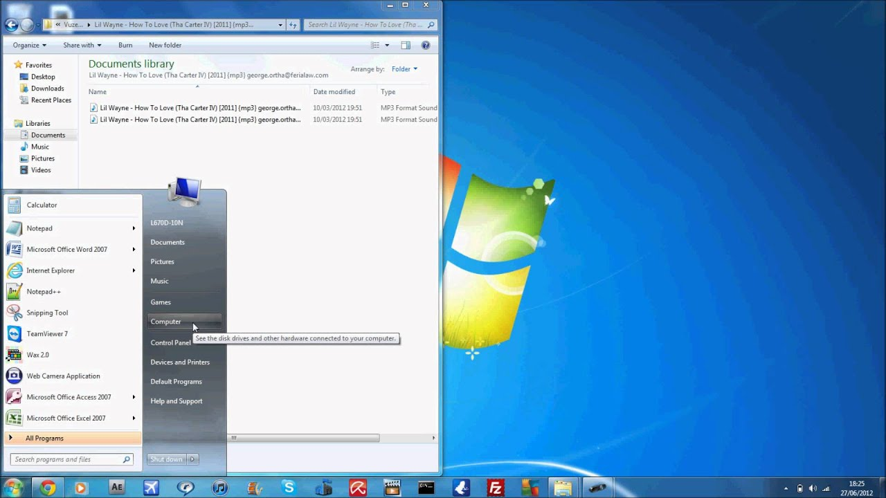 how to put cd music on mp3 player