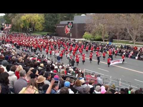 2017 Salvation Army Tournament of Roses Honor Band - 2017 Pasadena Rose Parade