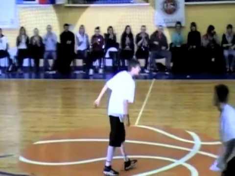 Slamdunk Battle от kickz4u.ru. Round 6. Smoove