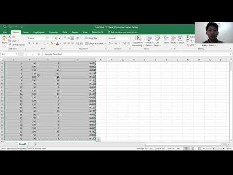 Menjelaskan bagaimana cara membuat diagram batang atau bar chart di minitab dengan cepat dan mudah untuk dimengerti..