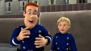 Neue Feuerwehrmann Sam Deutsch Sam und Penny! Beste Freunde! Beste Teamwork-Abenteuer Kinderfilm