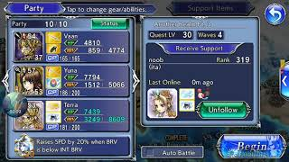 [DFFOO Event] Another Realm Pt. 3
