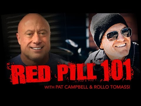 The Red Pill 101 with Pat and Rollo