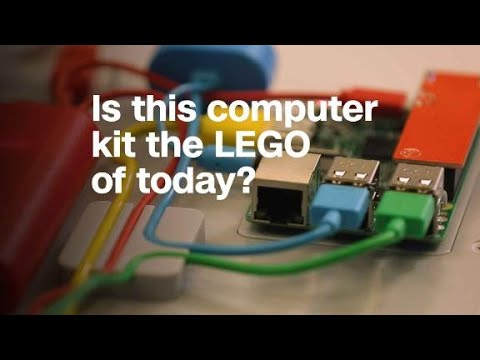 Kano wants its DIY computers to be the LEGO of today