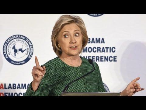 Hillary Clinton - Magazine cover