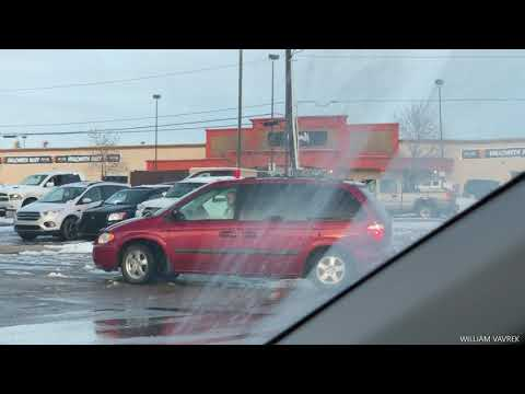 Pop Left On Roof And Drove Away - Wendy's - Grande Prairie, AB
