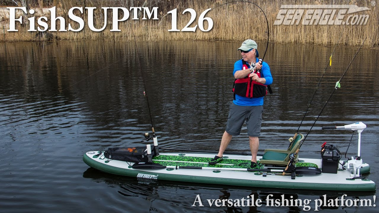 13 Best Inflatable Fishing Boats On The Market Right Now
