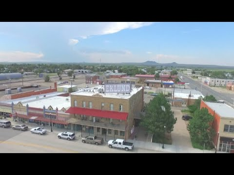 Tiny town named New Mexico's scariest city