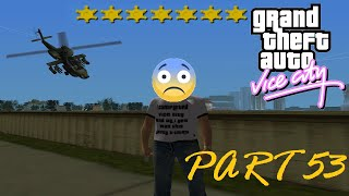 GTA: Vice City - 6 star wanted level playthrough - Part 53 (FINAL PART)