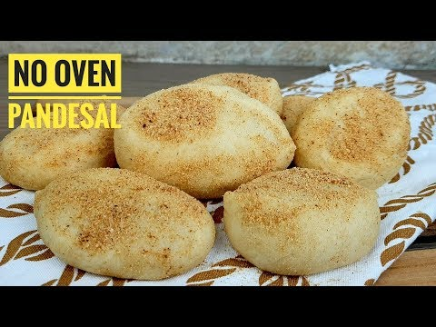 How To Make Pandesal | No Oven Pandesal (bread Recipe)