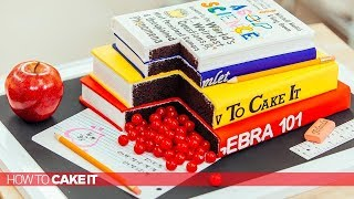3 AWESOME Back To School CAKES!  Compilation   How To Cake It