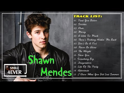 Shawn Mendes의 베스트 곡 - 모든 시간 동안 Shawn Mendes의 가장 큰 히트 - Shawn Mendes의 새로운 콜렉션