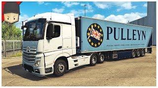 Euro Truck Simulator 2 - The Riviera!