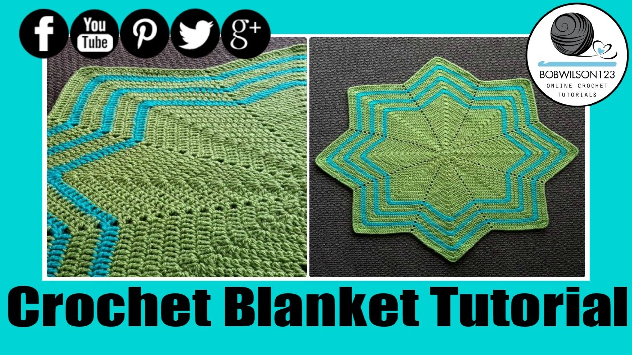 How To Crochet Blanket