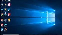 Uninstall iCloud for Windows 7 in Windows 10 October 2018 Update