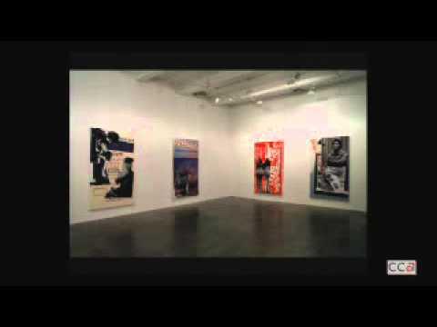 Paulina Olowska -- Graduate Studies Lecture Series