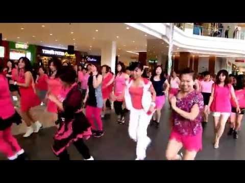 ROCK AROUND THE CLOCK - Line Dance (Tony Chapman)