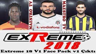 Extreme 18 V1 Uyumlu Face Pack V1