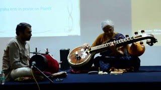 Volume 3 - Meditate With Music, Veena Instrumental, by Vid. Smt. Bagyalakshmi Chandrasekharan
