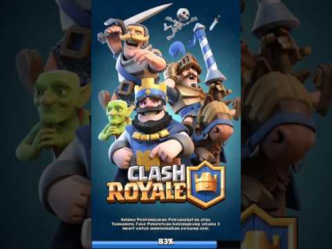 Kepencet battle dan buka magical chest clash royal with oscar