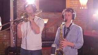 McNasty Brass Band - Boyfriend Cant Dance