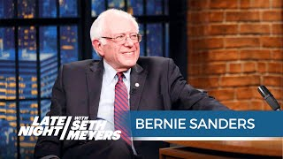 Bernie Sanders on Why Young People Love Him