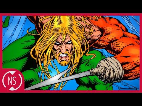 How Did AQUAMAN Lose His Hand?    Comic Misconceptions    NerdSync