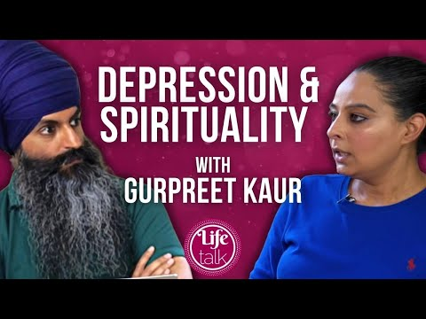 How to overcome depression? - Podcast with Gurpreet Kaur on depression and spirituality