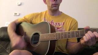 Play Video 'Cover of Tattoos on This Town by Jason Aldean'