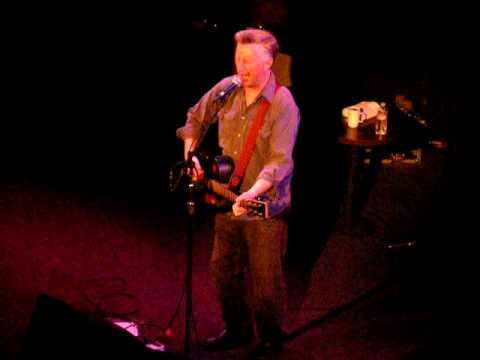 Billy Bragg 'Sexuality' Great American Music Hall, San Francisco 10.06.09
