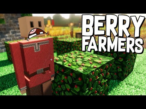 NEW BERRY FARMERS! - Colony Survival