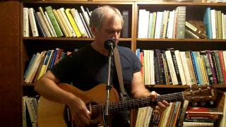 Bill Morrissey's Driftin' Back To Boston (cover) Gary Hall @ Home
